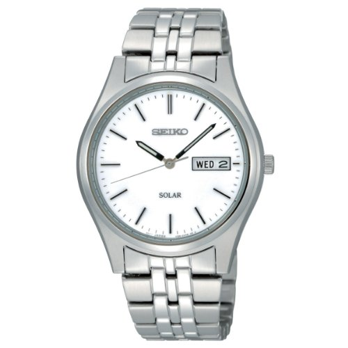 Seiko Men's Solar Watch SNE031P1