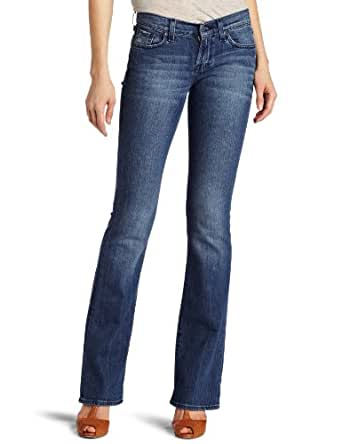 Lucky Brand Women's Leslie Sweet N Low Jean, Ol Zest Wash, 25W X 30L