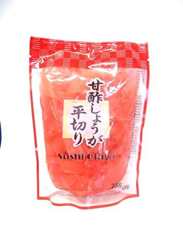 Sushi-Ginger-rosa-Eingelegte-Ingwer-200g-ATG-100g