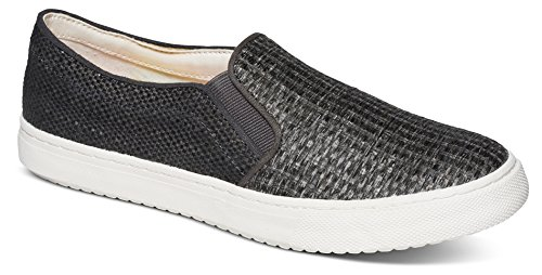 RoxyRoxy Damen Blake Slip On Shoes - Scarpe da Ginnastica Basse Donna , Nero (Nero (Black BLK)), 39