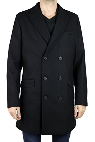 Mr Rick Tailor - Cappotto Doppiopetto Mr. Rick Tailor - L