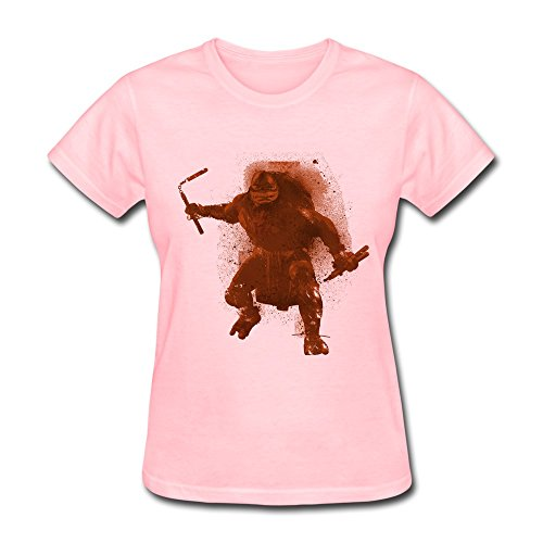 Jiaso Women's Ninja Turtle Mike Tshirt