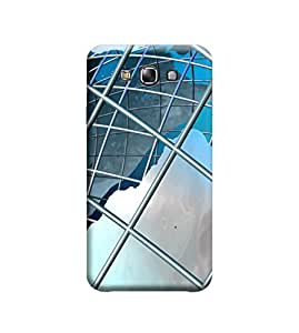 TransMute Premium Printed Back Case Cover With Full protection For Samsung E7 (Designer Case)