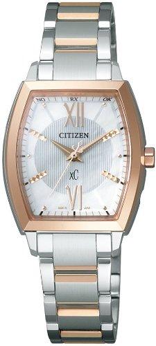 [シチズン]CITIZEN 腕時計 xC クロスシー Eco-Drive エコ・ドライブ 電波時計 XCB38-9113 レディース