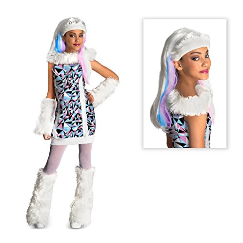 Monster High Abbey Bominable Child Costume with Wig - Small (4-6)