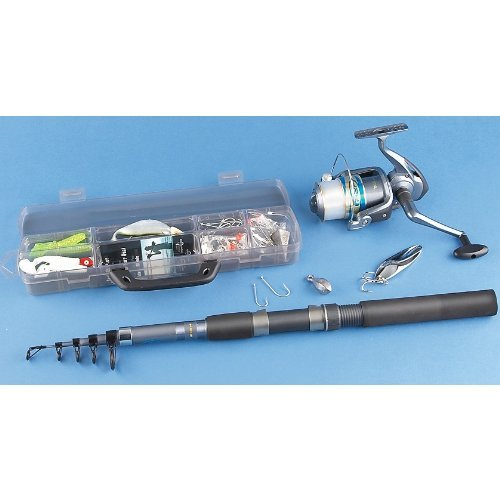 Ready 2 fish r2f 7 feet telescopic rod outdoor stuffs for Ready 2 fish