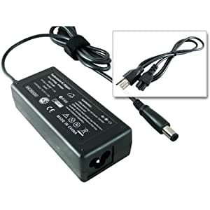 Smart Pin AC Adapter Charger For HP Spare 609939-001 Laptop Power Supply Cord