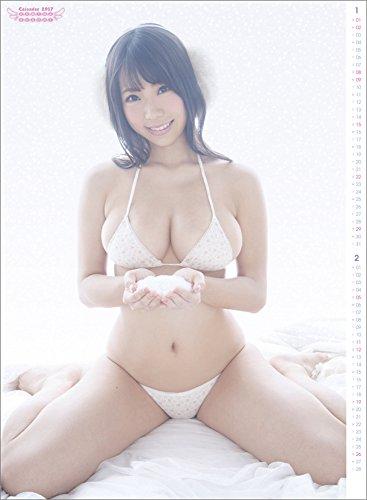 鈴木ふみ奈 2017年 カレンダー 壁掛け B2