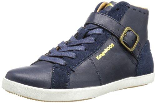 KangaROOS  Cheyenne,  Sneaker a collo alto donna, Blu (Blau (kangaroos blue)), 39