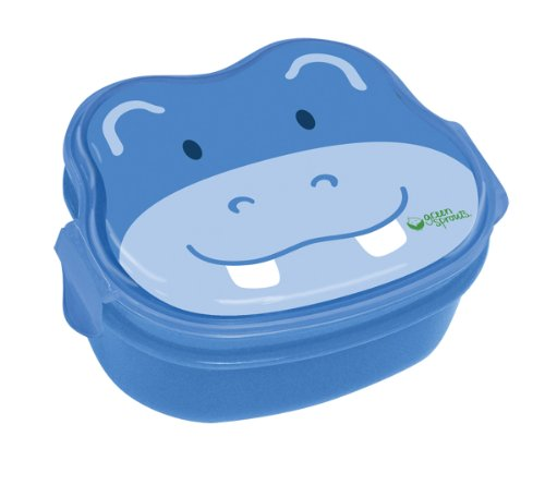 green sprouts Safari Friends Lunch Box - 1