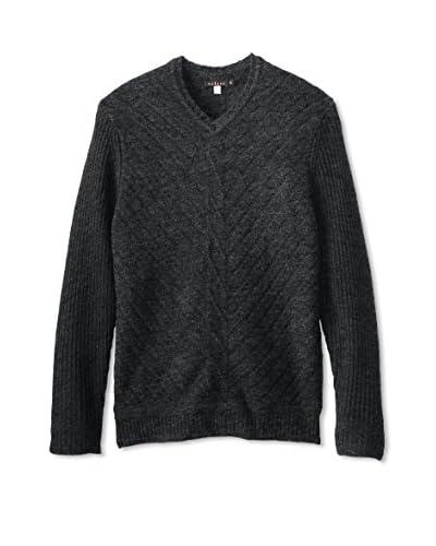Velvet by Graham & Spencer Men's Kieran V-Neck Sweater