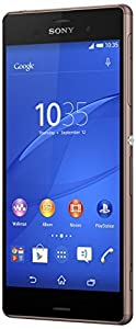 Sony Xperia Z3 UK SIM-Free Smartphone - Copper