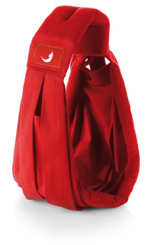 theBabaSling - Scarlet Red Baby Carrier