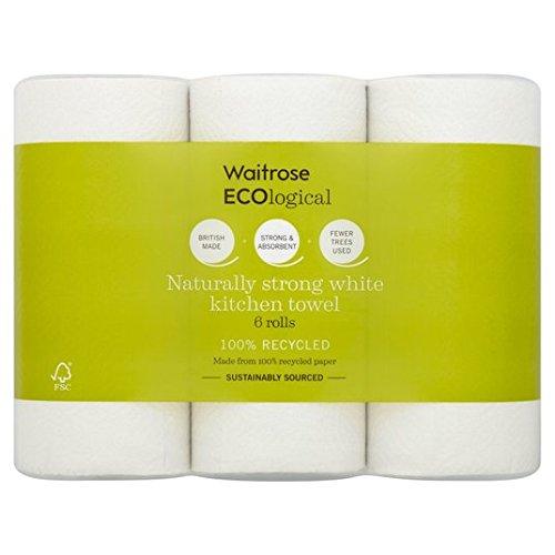 ecologico-blanco-toallas-de-cocina-reciclado-waitrose-6-por-paquete