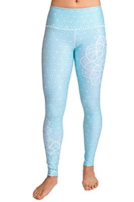 Inner Fire Moroccan Sky Legging Yoga Pants