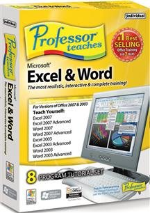 Professor Teaches Excel and Word 2007