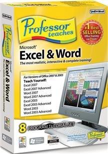 Professor Teaches Excel & Word 2007