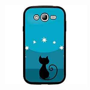Kitty Moon Case for Samsung Galaxy Grand