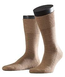Falke Airport Plus Socks (41-42, Brown)