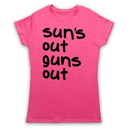 My Icon Art & Clothing -  T-shirt - Maniche corte  - Donna rosa 52