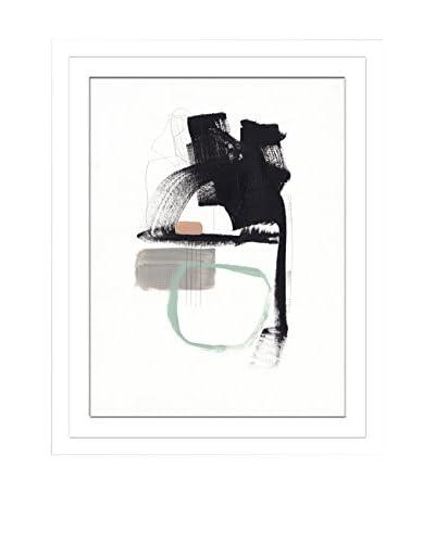 Jaime Derringer Subdue Artwork on Framed Paper
