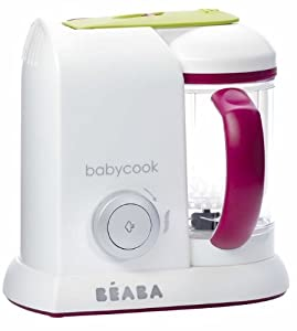 BEABA Babycook Pro- Dishwasher Safe Baby Food Maker-Cooks & Processes from BEABA