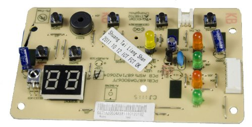 Lg Electronics 6871A20604A Air Conditioner Main Pcb Assembly front-539215