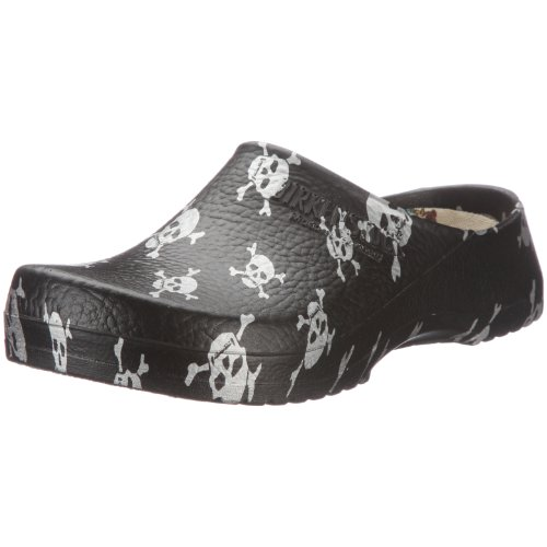 Birki Men's SUPER BIRKI PU 68611 Clogs & Mules Black EU 40