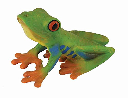 CollectA Red-eyed Tree Frog Figure - 1