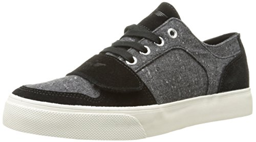 Creative Recreation Men's Cesario Lo XVI Fashion Sneaker,Black Vintage,8.5 M US