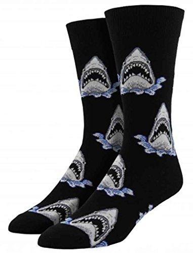 Socksmith Men's Novelty Crew Socks