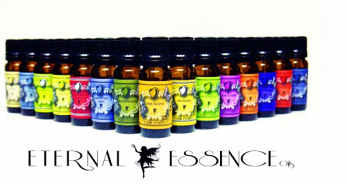Premium Grade Fragrance Oil - 16 Faves Of Essence Gift Set - Amber Romance, Honedew Melon , Ylang Ylang, Musk, Sandle Wood, Frankinsence, Bubble Gum, Blueberry, Watermelon, Sweet Pea, Bahama Berry & Melon, Mango Madness, Clean Cotton, Coconut Cream, Viole