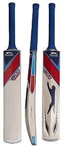 Slazenger V500 Club English Willow Cricket Bat - Short Handle - Adult Size - Medium... by Slazenger