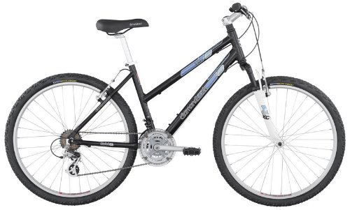 Diamondback Women's 2012 Lustre Two  Mountain Bike (Black, 17-Inch/ Medium)