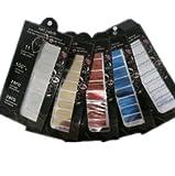 Fashion Nail Film Shiny Self Adhesive Nail Wraps / Nail Foils / Nail Stickers 5pc001