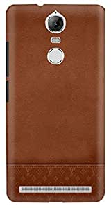 Lenovo Vibe K5 Note Printed Case Cover by CareFone