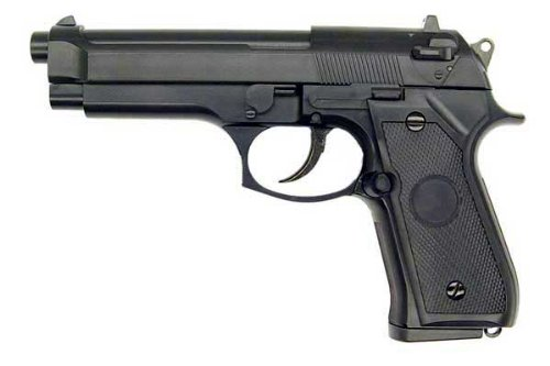 YP M9 Gas Airsoft Gun NonBlowback Pistol