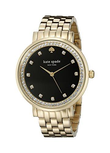 Kate Spade New York Donna in 1YRU0824 Monterey analog display orologio in oro al quarzo giapponese