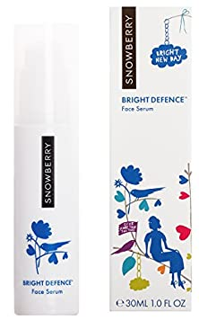 buy Snowberry - Bright Defence Natural Face Serum