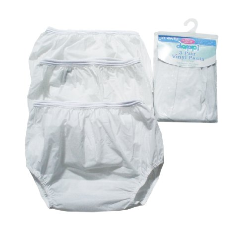 Dappi Waterproof Vinyl Diaper Pants