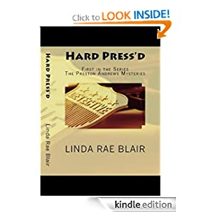 Hard Press'd (The Preston Andrews Mysteries)