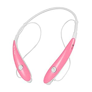 ShowTop Wireless Headset (Pink)