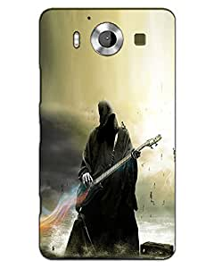 AT Shopping 3d Nokia Lumia 950Back Cover Designer Hard Case Printed Mobile Cover