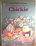 img - for Footprints of a Chickie (Itsy-bitsies storybooks) book / textbook / text book