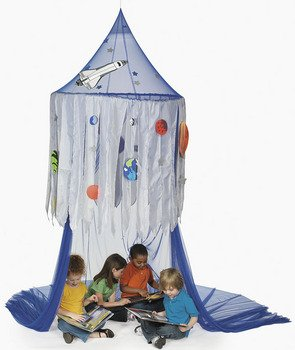 Solar System Canopy Tent front-395771