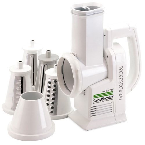 Presto Pro Salad Shooter/Slicer/Shredder