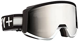 Spy Raider Snowboard Goggles With Bonus Lens Multi-Coloured Blades Of Steel: La - Bronzew/silver Mirror Size:One Size