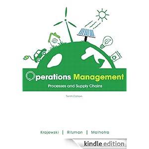 Operations Management William Stevenson