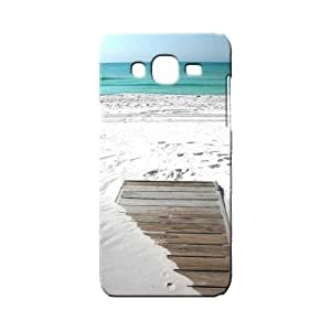 BLUEDIO Designer 3D Printed Back case cover for Samsung Galaxy A3 - G0877