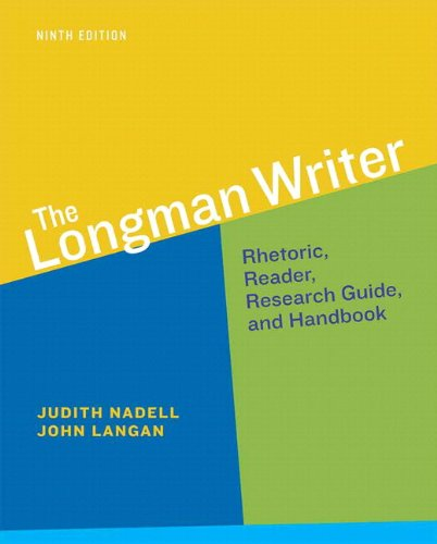 Longman Writer, the Plus Mywritinglab with Pearson Etext -- Access Card Package